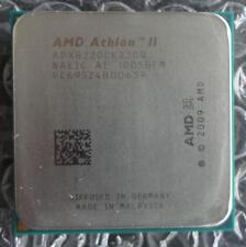 AMD Athlon II X2 220 Adxb220ck23gq 2.8ghz Socket AM2 AM3 Dual Core Procesador