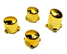 Xbox One Controller Gold Replacement A B X Y Button Set Mod Kit