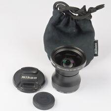 Nikon wc-e67 0.67x Objectif grand angle adaptateur pour Coolpix p5000 (n017168)