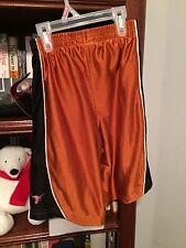 Texas Longhorns Burnt Orange Youth Vector Shorts