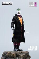 1//6 Mini Dress Model Clown Female Joker Sling Skirt TYM072 F Action Figure