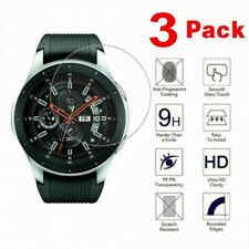 3-PACK Tempered Glass Screen Protector For Samsung Galaxy Watch 3 41mm