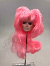 Jem and the Holograms Integrity Toys Doll Head Pink