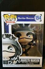 Funko Pop! Rocks - Marilyn Manson 154 Mint