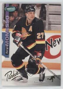1994-95 Parkhurst Gold Parkie Sergio Momesso #249