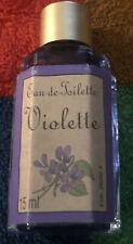 RARE Violette Eau De Toilette 15ml - Vintage EMB.26292A