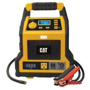 30000mAh Portable Car Jump Starter Pack Booster Cargador LED Bater/ía Power Bank Fuente de alimentaci/ón de Arranque port/átil de Emergencia//Negro