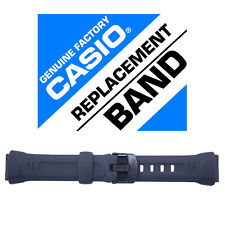 Casio 10243173 Genuine Factory Resin Band, Fits WV-58A-1AVD and others
