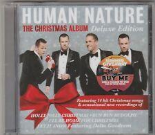 Human Nature - The Christmas Album Deluxe Ed. **2015 Australian CD Album** VGC