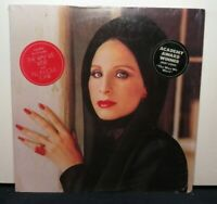 BARBRA STREISAND (VG+) JC-32801 LP VINYL RECORD