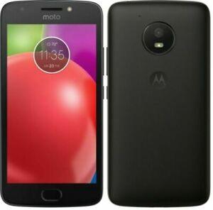Motorola Moto E4 | 4TH Gen | XT-1765 (GSM Unlocked) Black Cheap New Smartphone