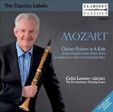 Mozart: Clarinet Quintet in A, K581, New Music