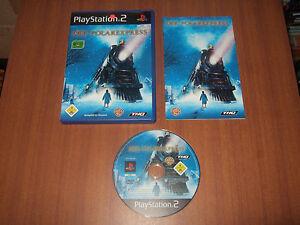 Der Polarexpress für Sony Playstation 2 / PS2