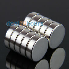 Lots 10pcs Neodymium Strong Magnet N35 Round 18mm X 5mm Cylinder Rare Earth Bulk