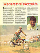 PAUL FRIEDRICHS MOTORCYCLE Racing Article / Photo / Picture