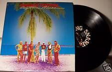 MIDNIGHT CREEPERS Daytona Blues LP Vinyl 1987 King Snake Records Blues Rock VG+
