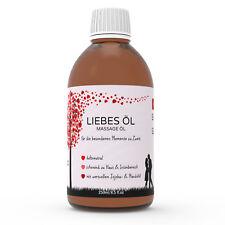 Massageöl Liebesöl für Erotik Massage | Partnermassage | Tantra Öl - 250ml