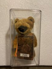GRATEFUL DEAD DEVOTION LIMITED EDITION LIQUID BLUE BEANIE BEAR W/ TAGS #07454