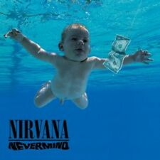 Nirvana - Nevermind - New 180g Vinyl LP + MP3 Download