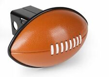 NEW! REESE Football 3D Sports Hitch Box Cover 2 Inch Receiver