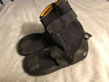 Quiksilver™ Hyperstretch Surf Wetsuit Booties Black No Size See Dimensions SC8