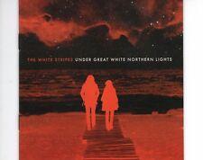 CD THE WHITE SRTIPESunder great white nothern lightsCD + DVD EX  (A1126)