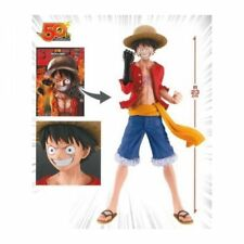 Banpresto Jump 50th Anniversary One Piece Monkey D. Luffy 23cm Figure USA SELLER
