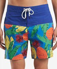 Tommy Hilfiger Men's Banana Tropic 6.5'' Board Short, Size M, MSRP $69