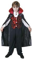 Disfraces de niño de color principal negro de vampiros