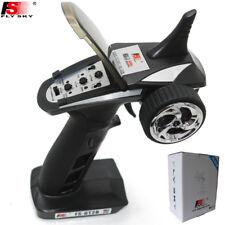 Flysky FS-GT2B 2.4G 3CH Remote Radio Controller Transmitter& FS-GR3C Receiver