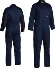 BISLEY WORKWEAR MENS COVERALLS REGULAR WEIGHT (BC6007)