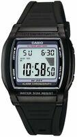 Casio Men's W201-1AV Alarm Chronograph Watch