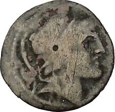 ALEXANDER I BALAS 152BC Rare R2 Seleukid Kingdom Ancient Greek Coin Nike i53690