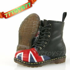 ACI Toys 1/6 Fashion Boots 1460_ British Flag Ver A (Toe) _ Fashion Shoes AT029G