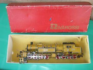 rivarossi locomotiva box H0