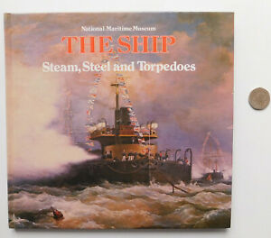 Steam Steel and Torpedoes National Maritime Museum book 19th century war ships