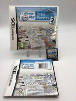 Challenge Me: Brain Puzzles   Nintendo DS   Complete   EUR