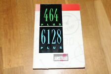 Livre AMSTRAD - Guide du 464 PLUS et 6128 PLUS
