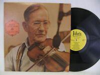 Benny Thomasson Volume Two 1980 Record NM John's BT 48015 Bluegrass Fiddle