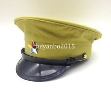 WW2 CHINESE Army TRAITOR HAT Officers Imperial Army Hat, Officer Eagle Puppet L
