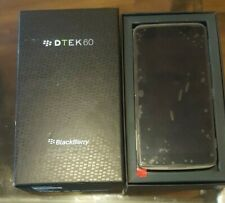 "BlackBerry DTEK60 Black 5.5"" 32GB Unlocked, Original Box"
