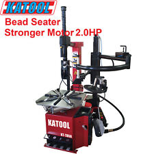 Katool Tire Changer Kt850, 2.0Hp Motor,Garage Equipment, Shop Tools