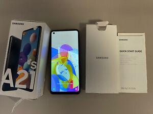 Samsung Galaxy A21s SM-A217F/DSN - 32Go - Noir prismatique tout operateur