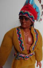 Big Jim - Winnetou - Karl May - im Outfit Indianer-Häuptling 9413
