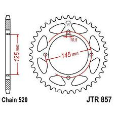 R857 - Ring, versnellingsbak, achterkant compatibel met YAMAHA XT 600 Tenere 198