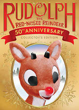 Rudolph the Red Nosed Reindeer: 50th Ann DVD