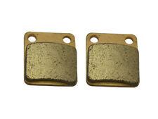 Plaquettes de frein arrière - Mod.1 - Simple piston - Semi-metal - Dirt Bike