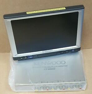 Kenwood LZ-800W Touch-Sensitive 8-in Monitor with Hideaway Box * NEW in OEM BOX