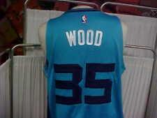 0d3b63ab NBA 2015-16 Charlotte Hornets #35 Christian Wood Game Worn Jersey Size XL+