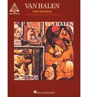 VAN HALEN GUITAR TAB / TABLATURE  / ***BRAND NEW*** / FAIR WARNING / SONGBOOK
